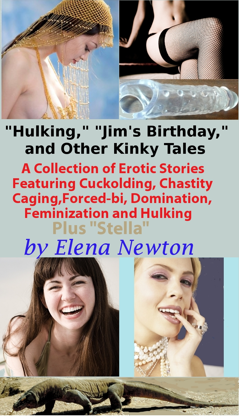 """Hulking,"" ""Jim's Birthday Party"" and Other Kinky Tales"